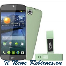 Acer Liquid Jade Plus и Liquid Leap  релиз летом